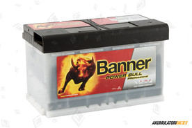 Banner 84Ah Power Bull Pro
