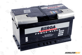 Berga 80Ah Power-Block