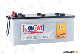 Monbat 180Ah Formula Super Heavy Duty