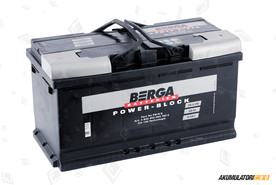 Berga 100Ah Power-Block
