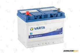 VARTA 70Ah BLUE Dynamic