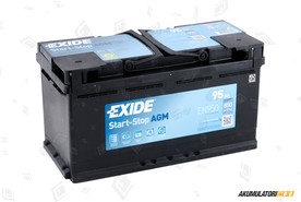 EXIDE 95Ah Start-Stop AGM