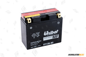 Unibat CT12B-BS