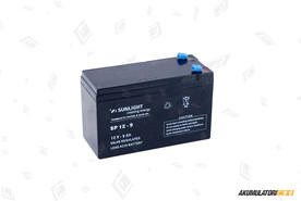 Sunlight SPA 12V-9Ah