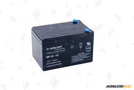 Sunlight SPA 12V-12Ah