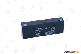 Sunlight SPA 12V-2.3Ah