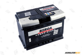 Berga 77Ah Power-Block