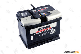 Berga 63Ah Power-Block