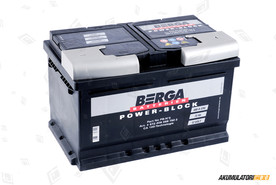 Berga 72Ah Power-Block