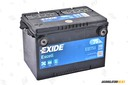 EXIDE 75Ah Excell