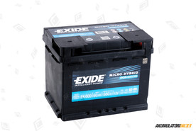 EXIDE 60Ah Start-Stop AGM