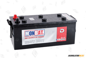 Monbat 180Ah Dynamic Heavy Duty