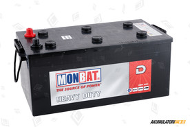 Monbat 210Ah Dynamic Heavy Duty