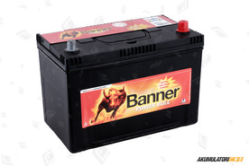 Banner 95Ah Power Bull