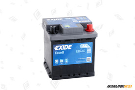 EXIDE 44Ah Excell