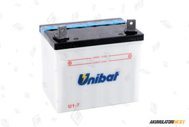 Unibat U1-7 Riding Mower